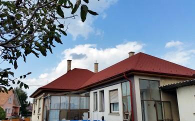 Felújított családi ház