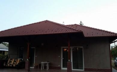 Passzív családi ház